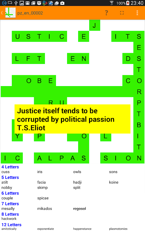 Word Find Puzzles, Wordsearch- screenshot