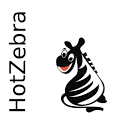 Hotel booking - HotZebra icon