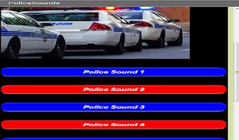 Screenshot of Emergency Sirens Sound Effects