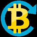 LiveBTC Bitcoin Live Wallpaper icon
