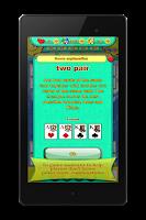 Screenshot of Poker Saga - road to Las Vegas