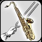 Sax Tuner Demo icon