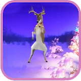Free download Dancing deer Live Wallpaper apk free download