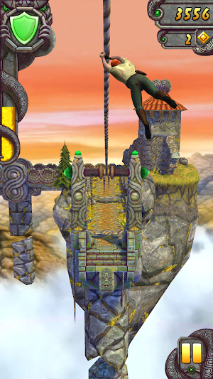 0 Temple Run 2 App screenshot
