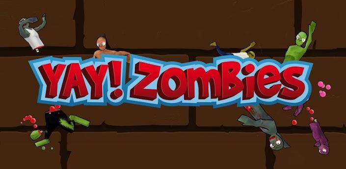 Yay!  Fatia Zombies Grátis