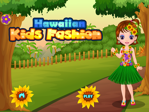 Kids fashion games for girls