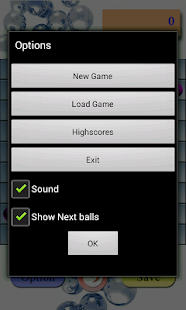 Lines Deluxe - Color Ball- screenshot thumbnail