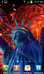 Fireworks Wallpapers APK screenshot thumbnail 2