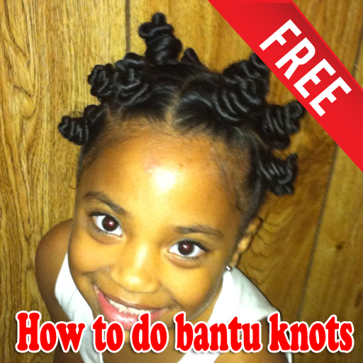 How to do bantu knots