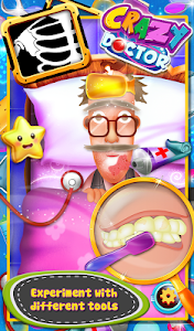 Crazy Doctor - Kids Game v1.1