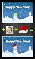 Screenshot of iFaceInCardFree-greeting cards