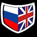 Russian Alphabets Flash Cards logo
