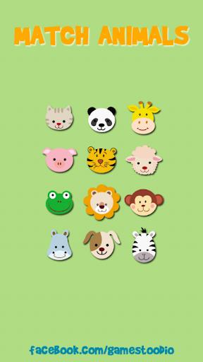 Match Animals