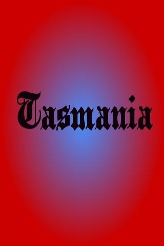 A Tasmanian Viewpoint
