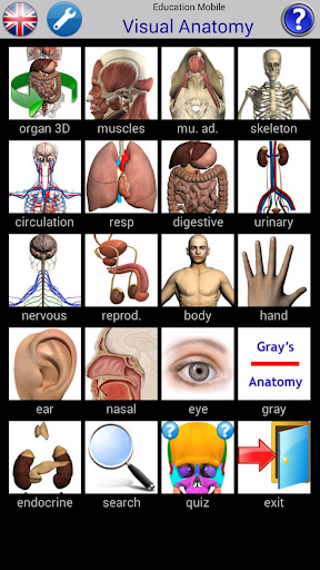 Grays Anatomy Student Edition on the App Store - iTunes - Apple