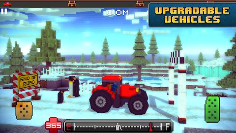 Blocky Roads Screenshot 25
