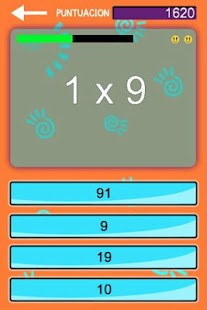 Tabla de Multiplicar- screenshot thumbnail