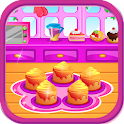 Pineapple Pudding Cake Games icon