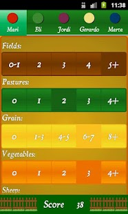 Agricola Score Calculator- screenshot thumbnail