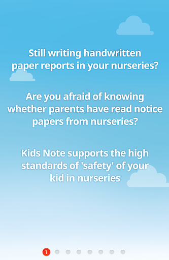 Kids Note for day care centers