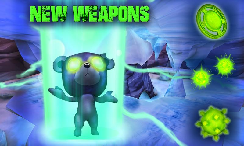 Battle Bears Gold Multiplayer screenshot #3