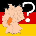 Germany Map Quiz icon