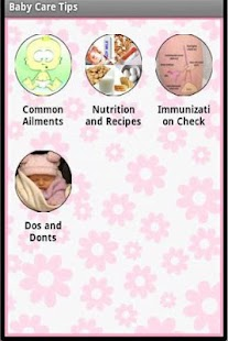 Baby Care Tips - screenshot thumbnail