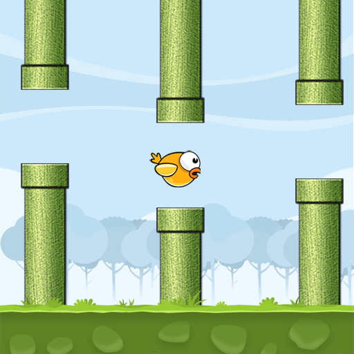 スーパー馬鹿鳥 動作 App LOGO-APP試玩
