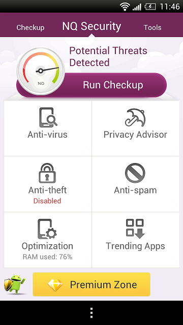 Antivirus Free - screenshot