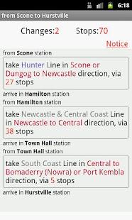 Sydney CityRail - screenshot thumbnail