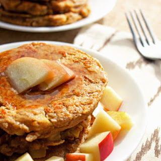 Sweet Potato apple pancakes