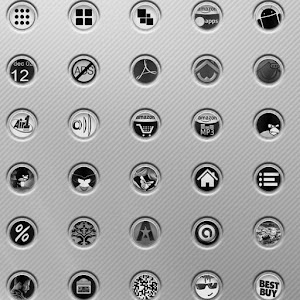 Jelly Tablets Icon  Pack