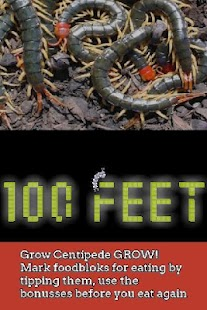 100Feet: angry centipod temple- screenshot thumbnail