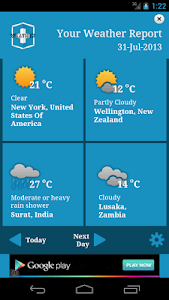 Weather Plus Free screenshot 5