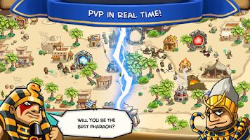 Screenshot of Empires of Sand TD