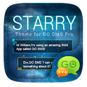 GO SMS PRO STARRY II THEME icon