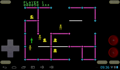 ColEm Deluxe - Coleco Emulator Games for Android screenshot