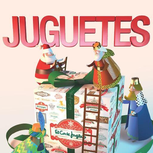 Juguetes El Corte Inglés LOGO-APP點子