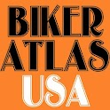 BIKER ATLAS USA logo