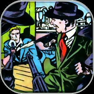 Operation Peril Comics