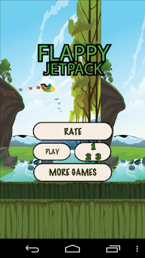 Splashy Jetpack Turtle Flyer