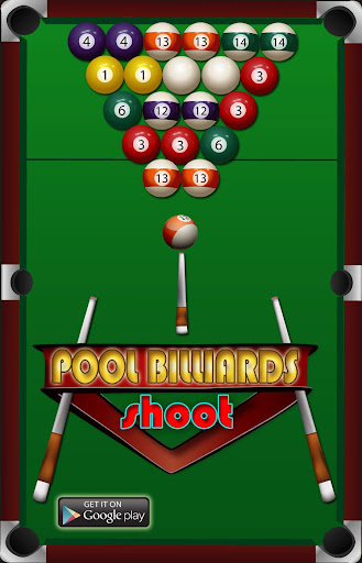 Pool Billiard Shoot