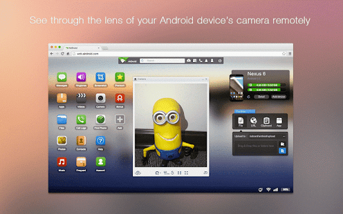 AirDroid: File & Notifications - screenshot thumbnail