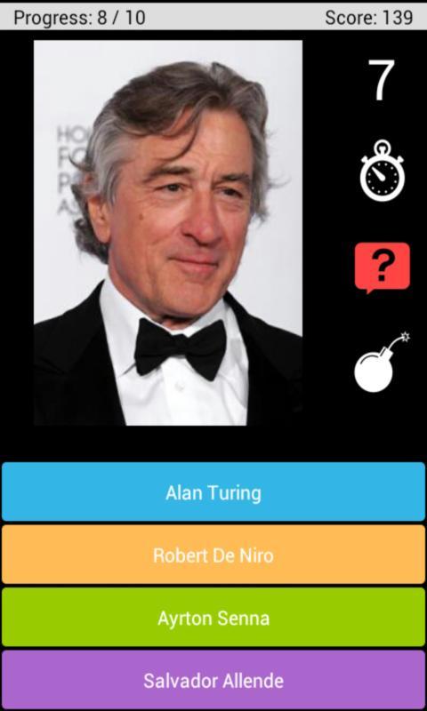 Who am I? Quiz FREE- screenshot