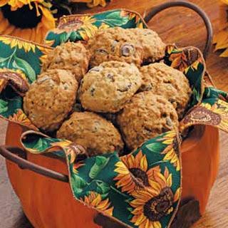 Pumpkin Chip Cookies.