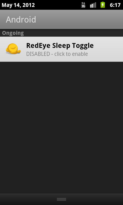 RedEye - prevent sleep (free) - screenshot