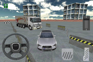 Screenshot of Speed Parking 5D