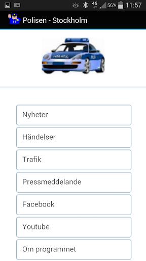 Polisen - Stockholm