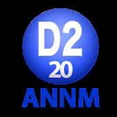 D2のオールナイトニッポンモバイル2014第20回