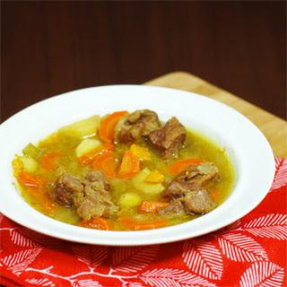 Easy Beef Stew Crock Pot